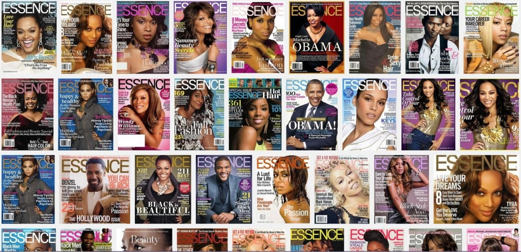 Essence covers